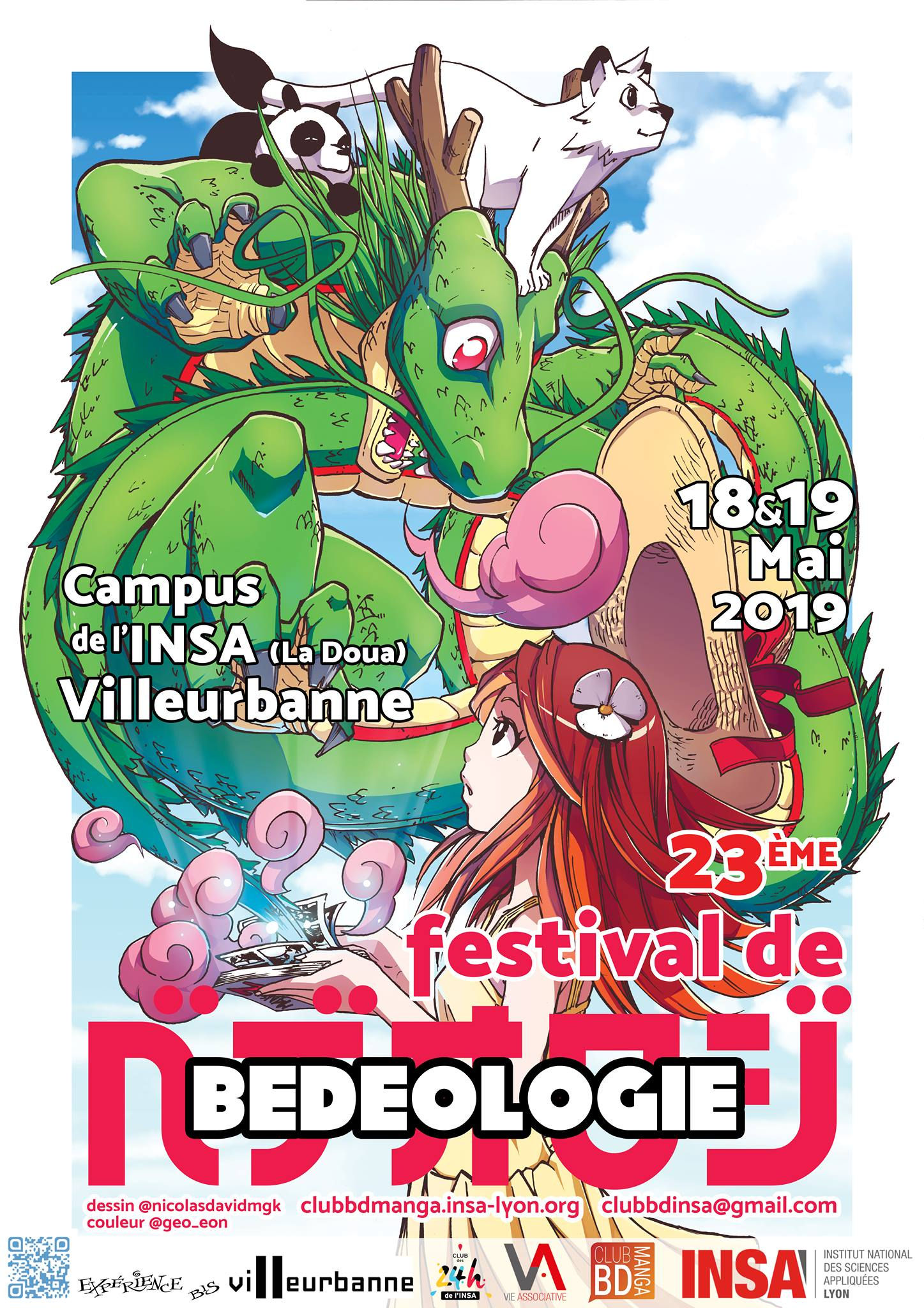 Festival de Bédéologie